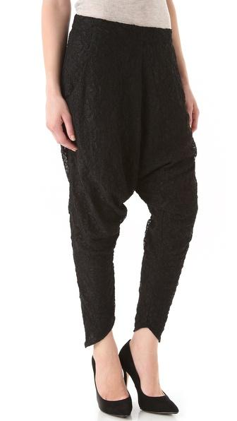 Kaelen Lace Harem Pants
