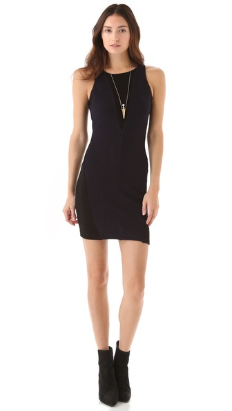 KAIN Label Two Tone Stina Dress