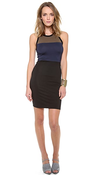 KAIN Label Kincaid Colorblock Dress