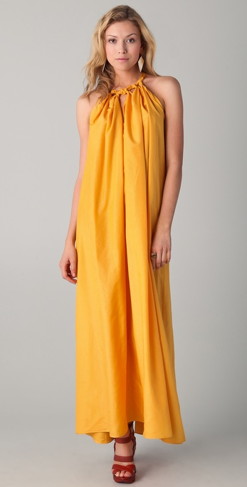 Kalmanovich Mimosa Dress