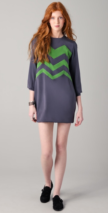 Kalmanovich Kiwi Dress