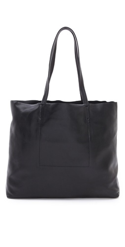 KARA Leather Tote at Shopbop / East Dane