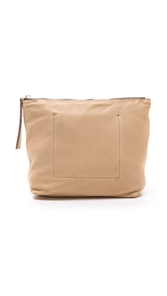 KARA Soft Leather Pouch