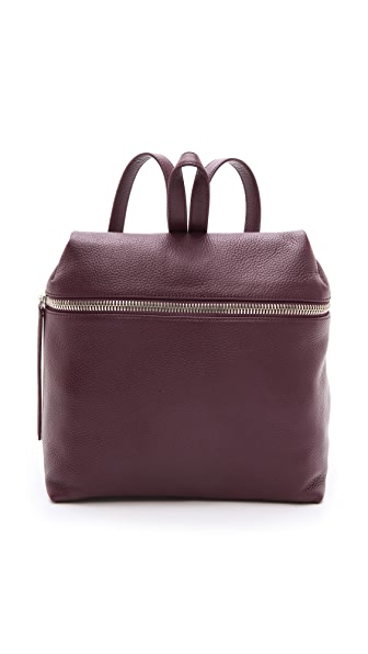 Kara Kara Classic Backpack (Violet)