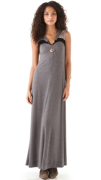 Karen Zambos Vintage Couture Joey Hooded Dress