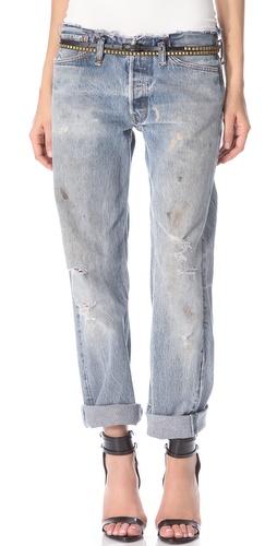 Karen Zambos Vintage Couture Vintage Boyfriend Jeans