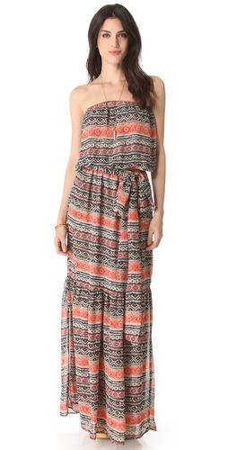 Karen Zambos Vintage Couture Zooey Maxi Dress