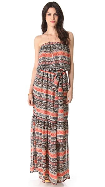 Karen Zambos Vintage Couture Zooey Maxi Dress
