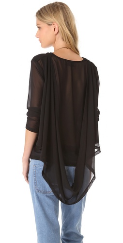 Karen Zambos Vintage Couture Brodie Blouse at Shopbop / East Dane