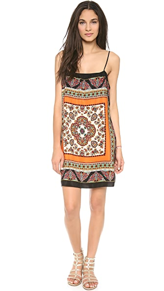Karen Zambos Vintage Couture Ana Mini Dress