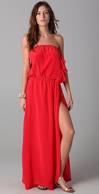 Karina Grimaldi Bessy Long Dress