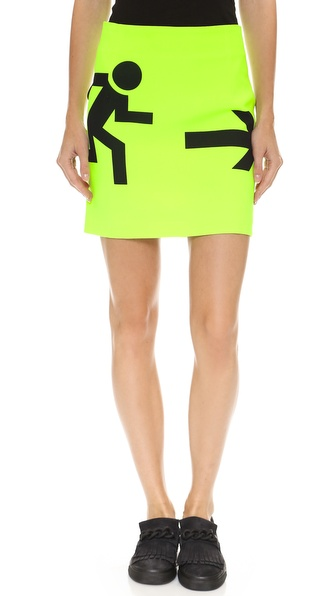 Karla Spetic Mini Exit Skirt