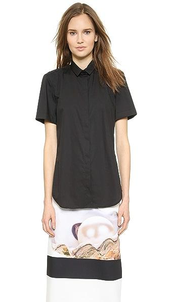 Classic Classic Short Sleeve Classic Shirt (Black)
