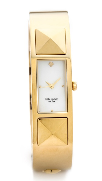 Kate Spade New York Pyramid Carousel Watch