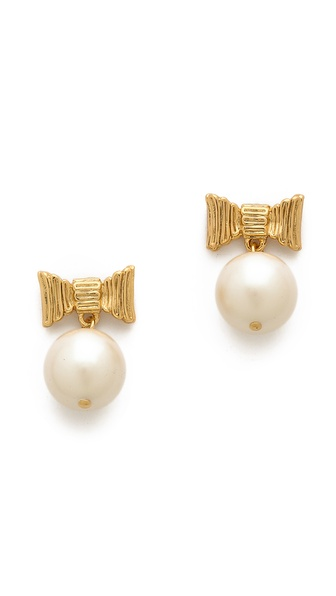 Kate Spade New York All Wrapped Up Drop Earrings
