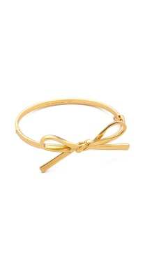 Kate Spade New York Skinny Mini Bow Bangle Bracelet
