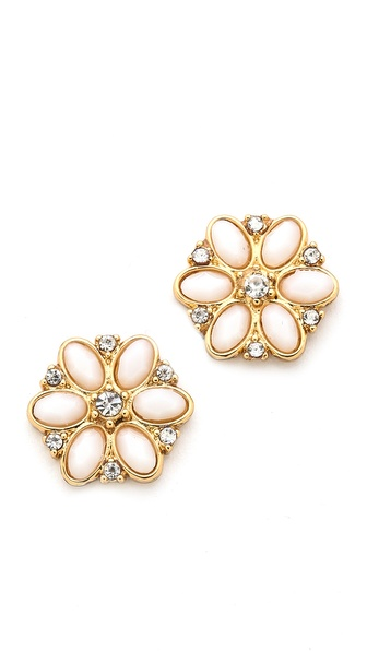 Kate Spade New York Floral Fete Stud Earrings