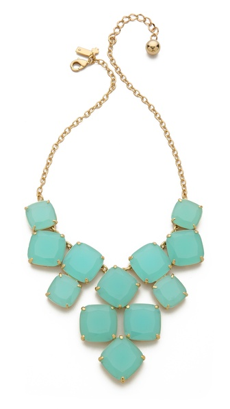 Kate Spade New York Shaken & Stirred Statement Necklace