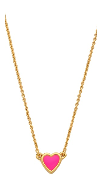 Kate Spade New York Be Mine Pendant Necklace