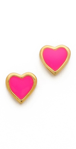Kate Spade New York Be Mine Stud Earrings