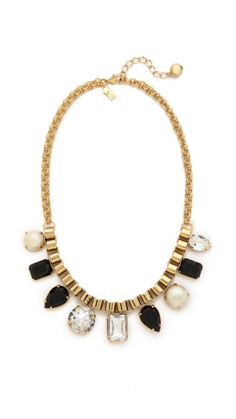 Kate Spade New York Boardwalk Stroll Short Necklace