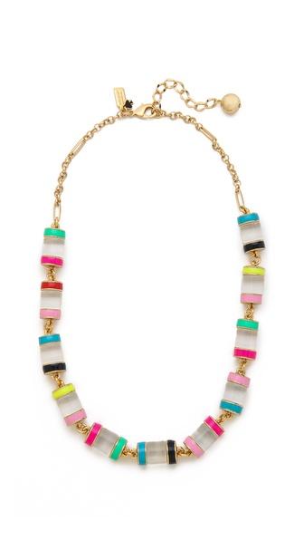 Kate Spade New York Brighton Rock Short Necklace
