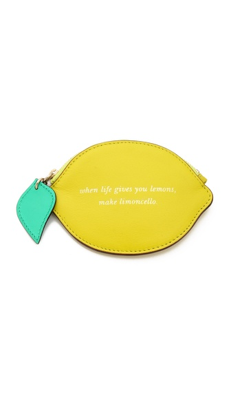 Kate Spade New York Lemon Coin Purse