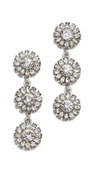 Kate Spade New York Estate Garden Linear Earrings