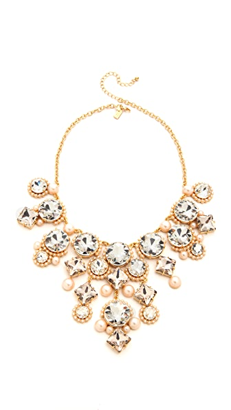 Kate Spade New York Palace Gems Statement Necklace