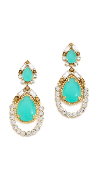 Kate Spade New York Almalfi Mosaic Earrings