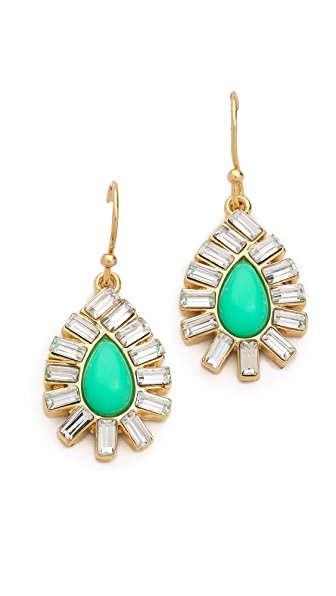 Kate Spade New York Capri Garden French Wire Earrings