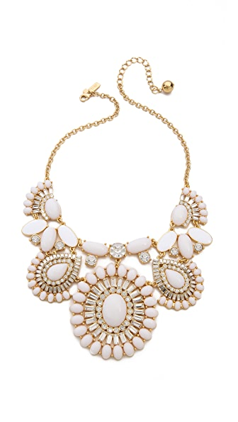 Kate Spade New York Capri Garden Statement Necklace