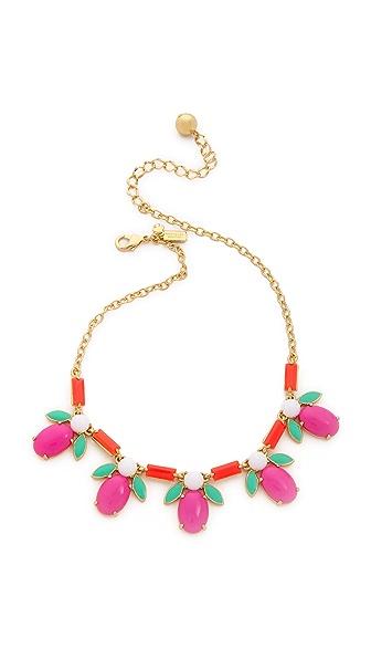 Kate Spade New York Pucker Up Short Necklace