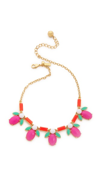 Kate Spade New York Pucker Up Short Necklace