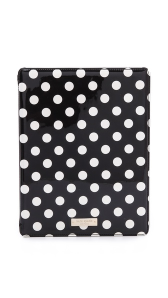 Kate Spade New York Le Pavillion iPad Folio Hard Case