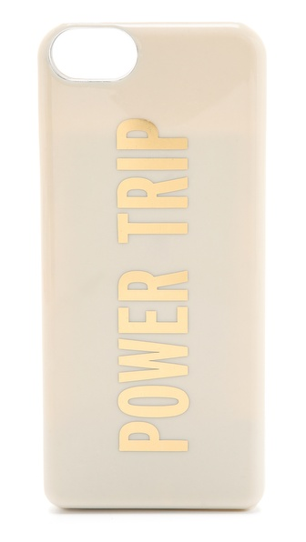 Kate Spade New York Power Trip iPhone 5 / 5S Charger Case