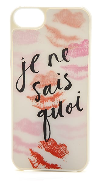 Kate Spade New York Ooh La La Lenticular iPhone 5 / 5S Case