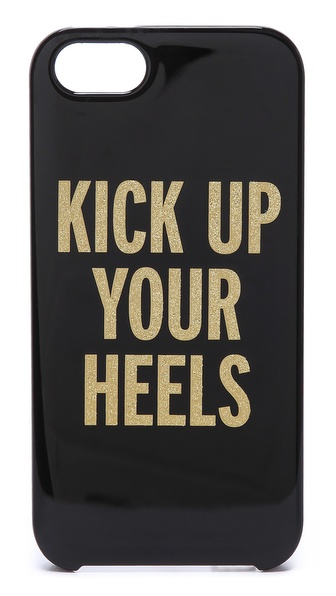 Kate Spade New York Kick Up Your Heels iPhone 5 / 5S Case
