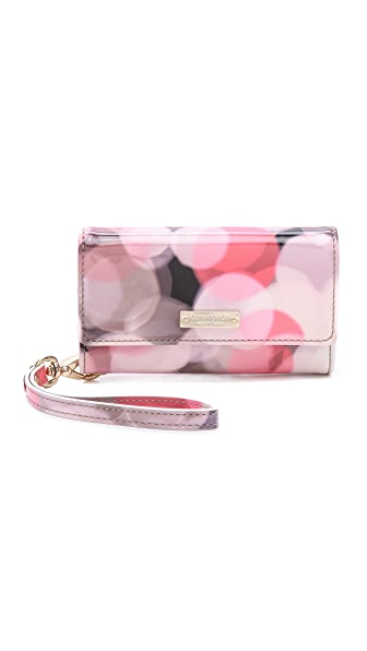 Kate Spade New York Festive Bubbles iPhone Wristlet