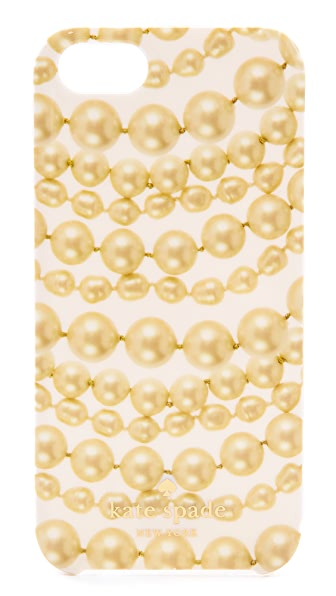 Kate Spade New York Pearls iPhone 5 / 5S Case