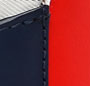 Cream/French Navy