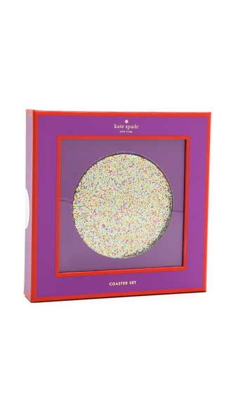 Kate Spade New York Coaster Set