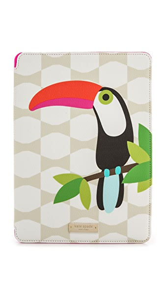 Kate Spade New York Novelty Toucan iPad Air Hardcase