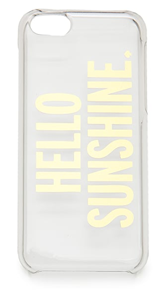 Kate Spade New York Hello Sunshine iPhone 5c Case