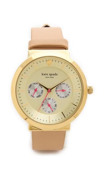 Kate Spade New York Metro Grand Chronograph Watch