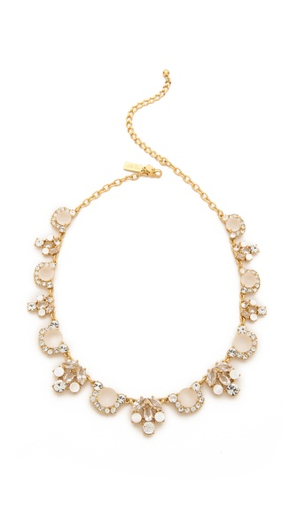 Kate Spade New York Grande Bouquet Short Necklace