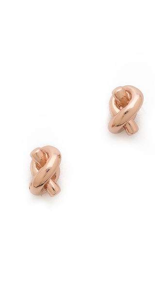 Kate Spade New York Sailor's Knot Earrings