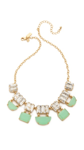 Kate Spade New York Varadero Tile Short Necklace