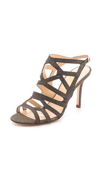 Kate Spade New York Illia Metallic Sandals