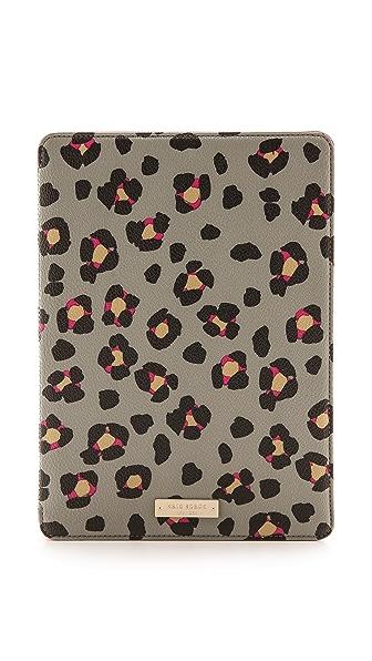 Kate Spade New York Cyber Cheetah iPad Air Hard Case
